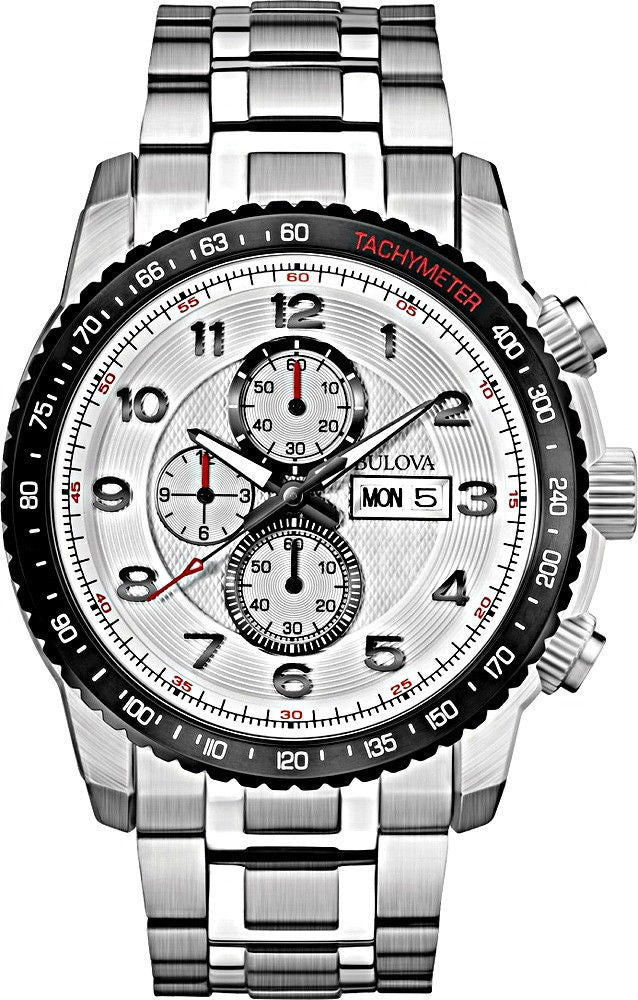 Bulova Marine Star Chronograph Mens Watch