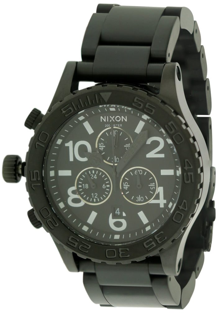 Nixon Stainless Steel Unisex Watch