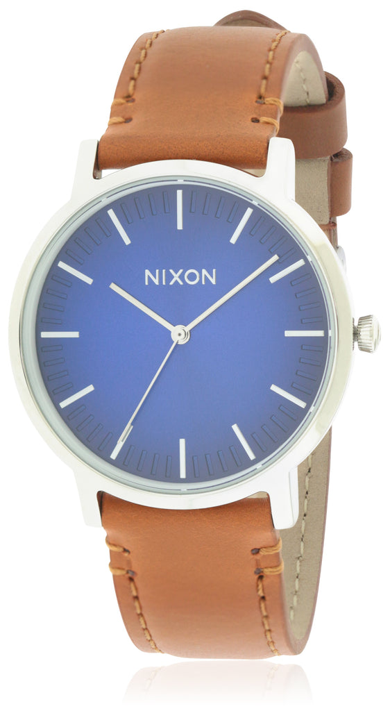 Nixon The Porter Leather Unisex Watch