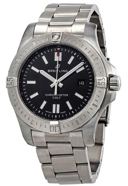 Breitling Chronomat Colt Steel Automatic Mens Watch