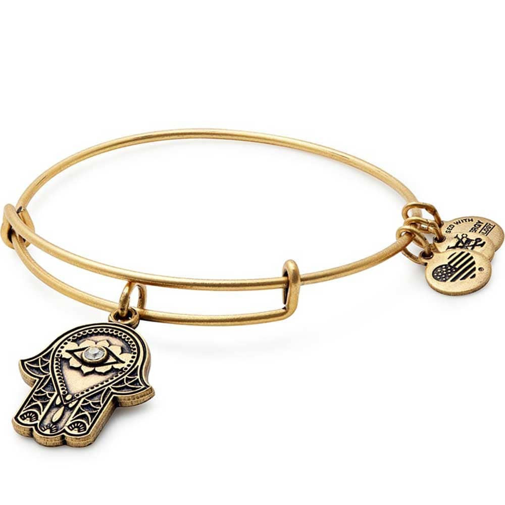 Alex And Ani Hand of Fatima III Bracelet -