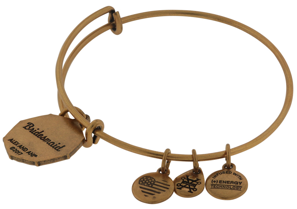 Alex and Ani Bridesmaid Charm Bangle -