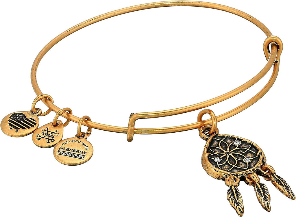 Alex and Ani Dreamcatcher Bangle -