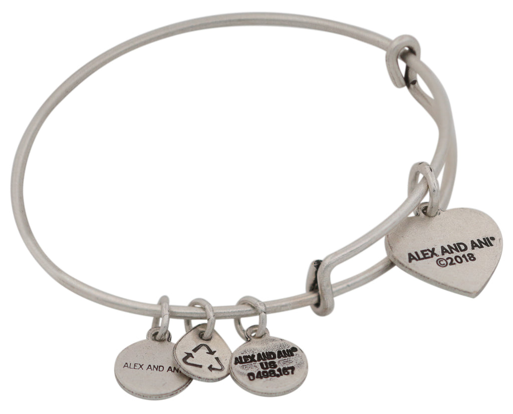 Alex And Ani Heart Flag EWB - RS -