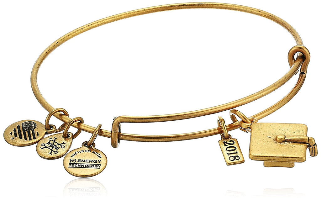 Alex And Ani Graduation Cap 2018 - EWB - RG -