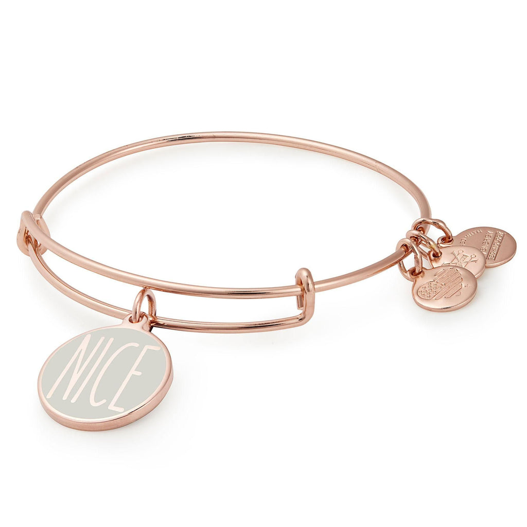 Alex And Ani Words are Powerful - Naughty Or Nice EWB - SR