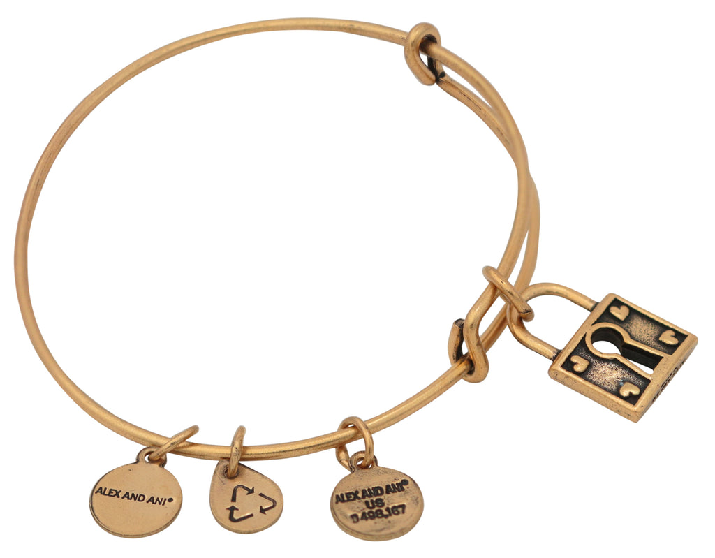 Alex And Ani Unbreakable Love EWB - RG -