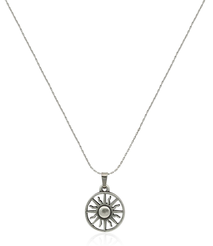 Alex and Ani Rising Sun Expandable Necklace
