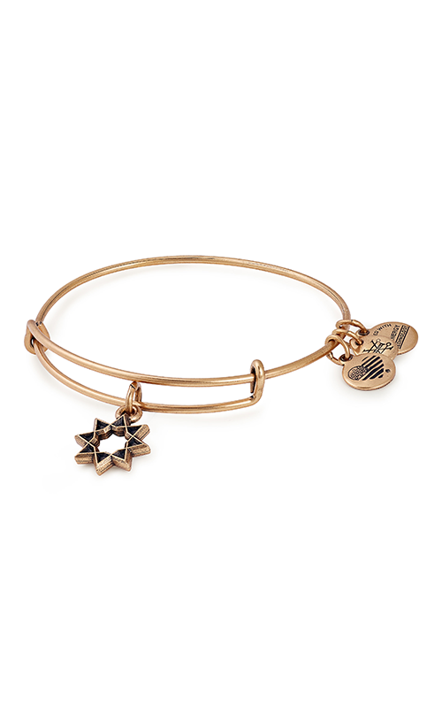 Alex And Ani 8-Point Star Bangle -