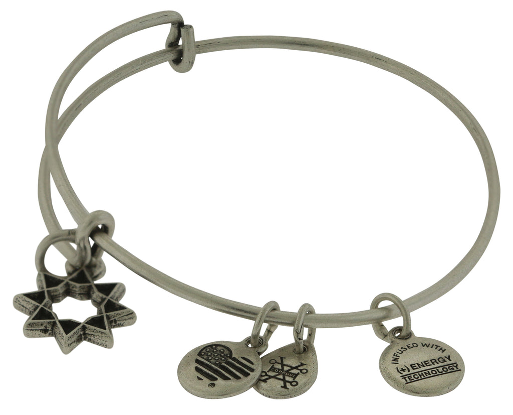Alex And Ani 8-Point Star EWB - RS -