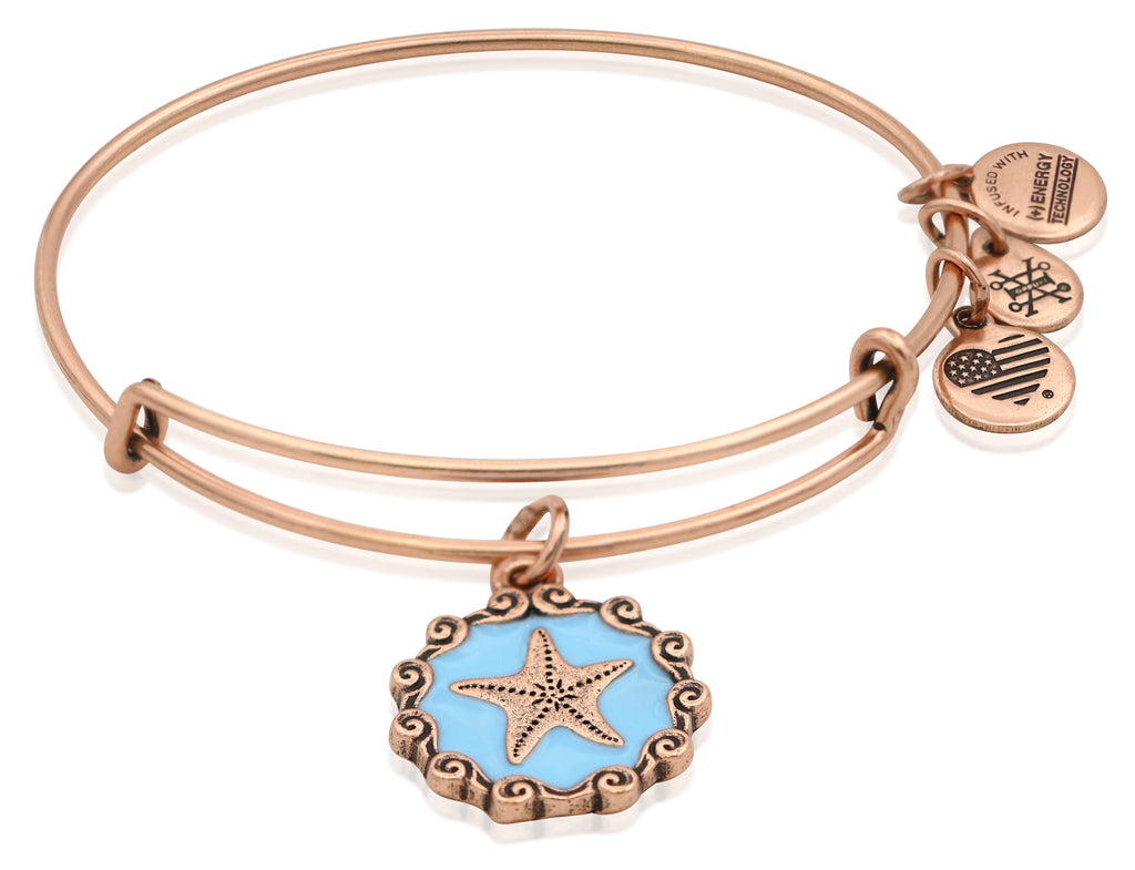 Alex and Ani Color Infusion - Star Fish II EWB - RAR