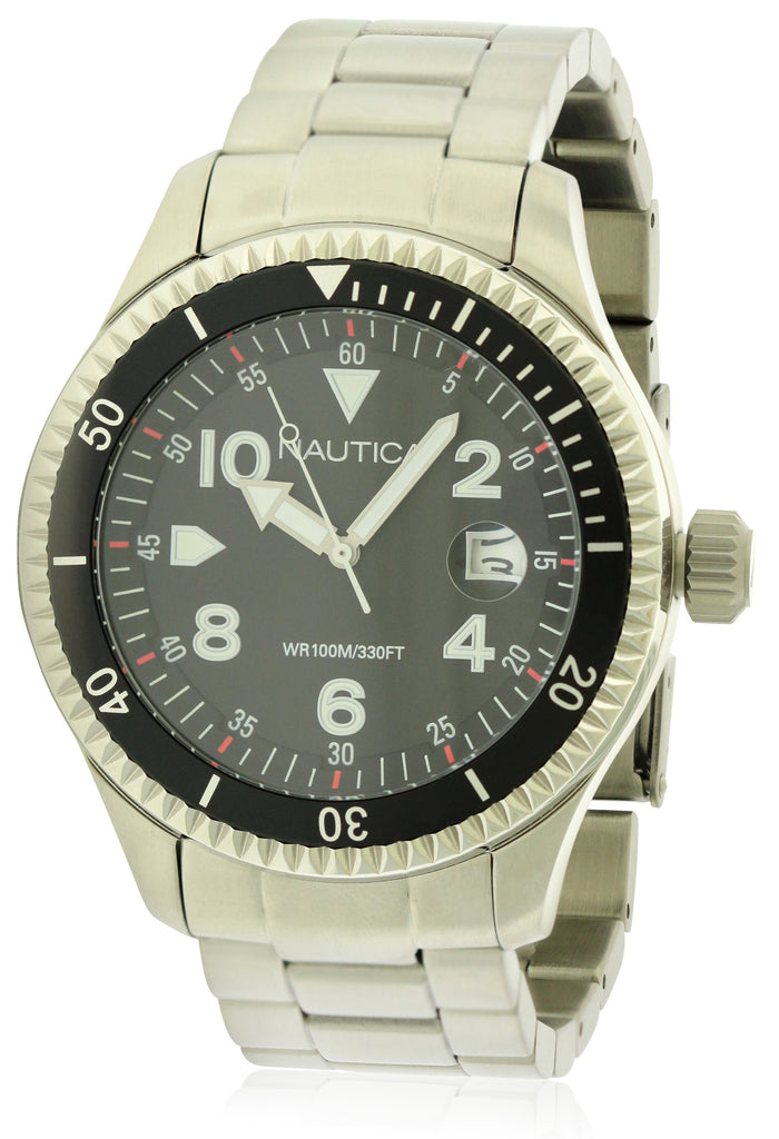 Nautica Box Set Mens Watch