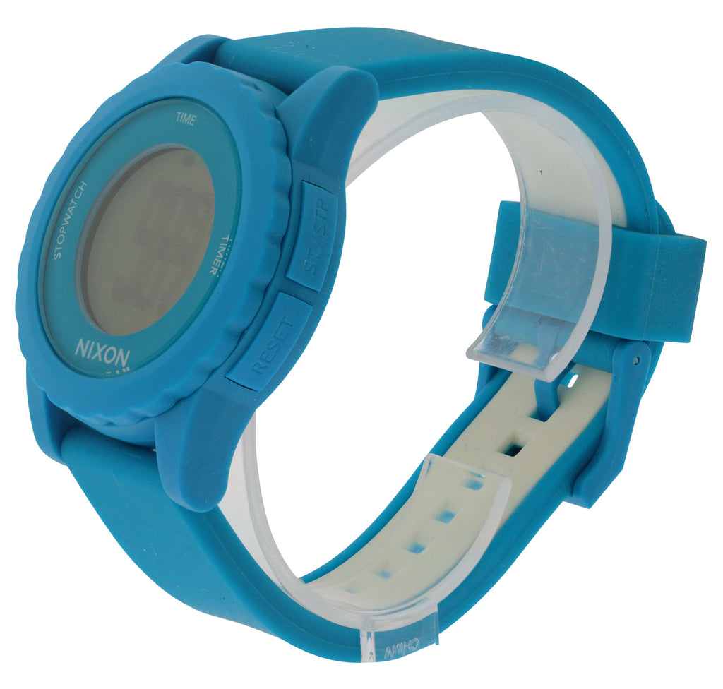 Nixon The Genie Digital Silicone Mens Watch