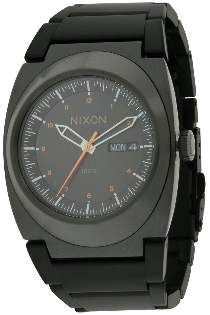 Nixon The Don Black Mens Watch