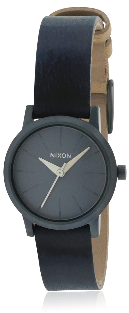 Nixon Kenzi Leather Ladies Watch