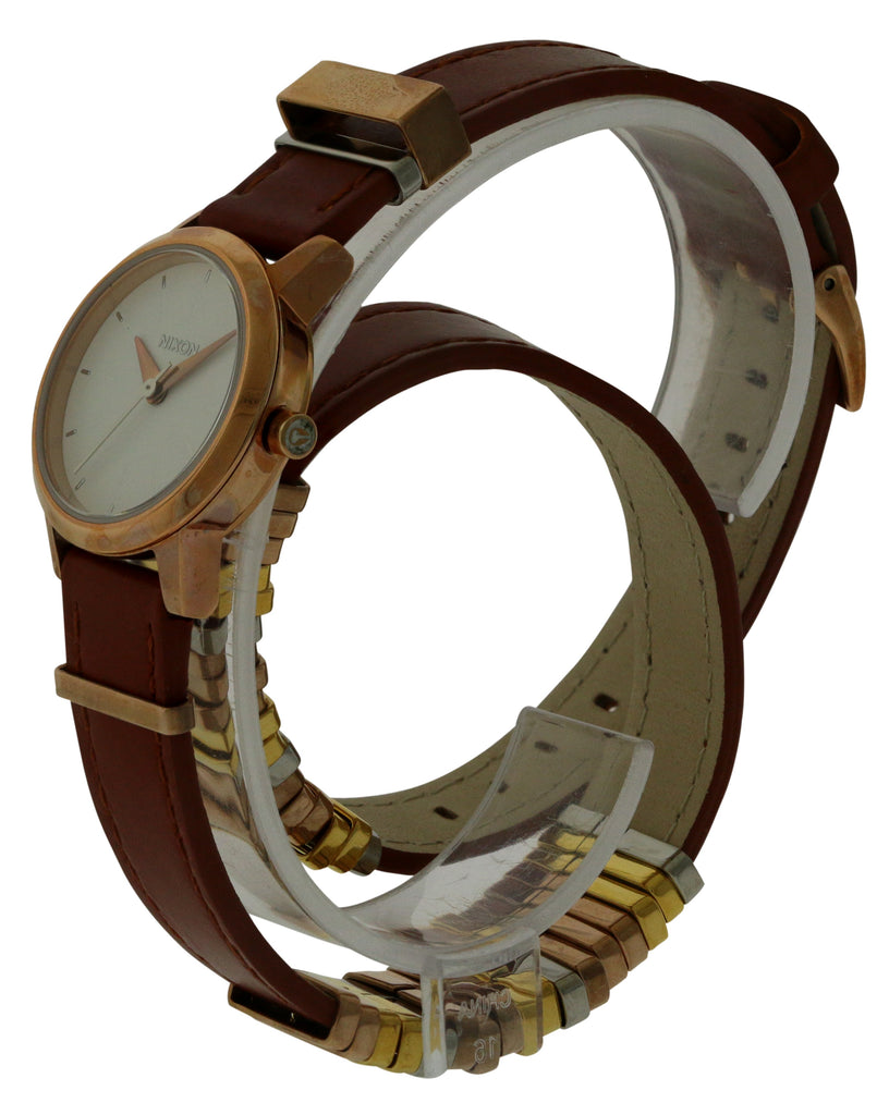 Nixon Kenzi Wrap leather Ladies watch