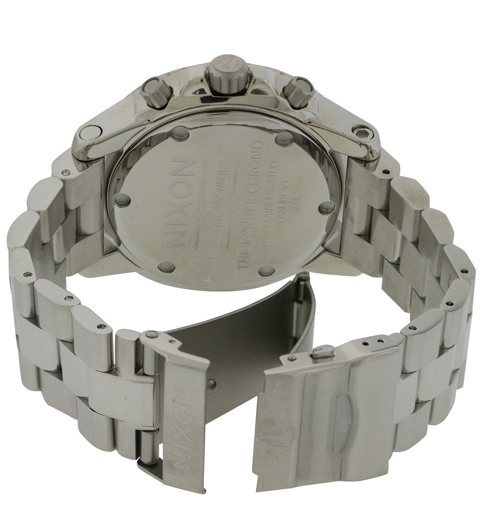 Nixon Ranger 45 Stainless steel Mens Watch