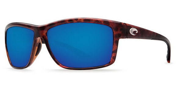 Costa Del Mar Mag Bay Polarized Tortoise Sunglasses -