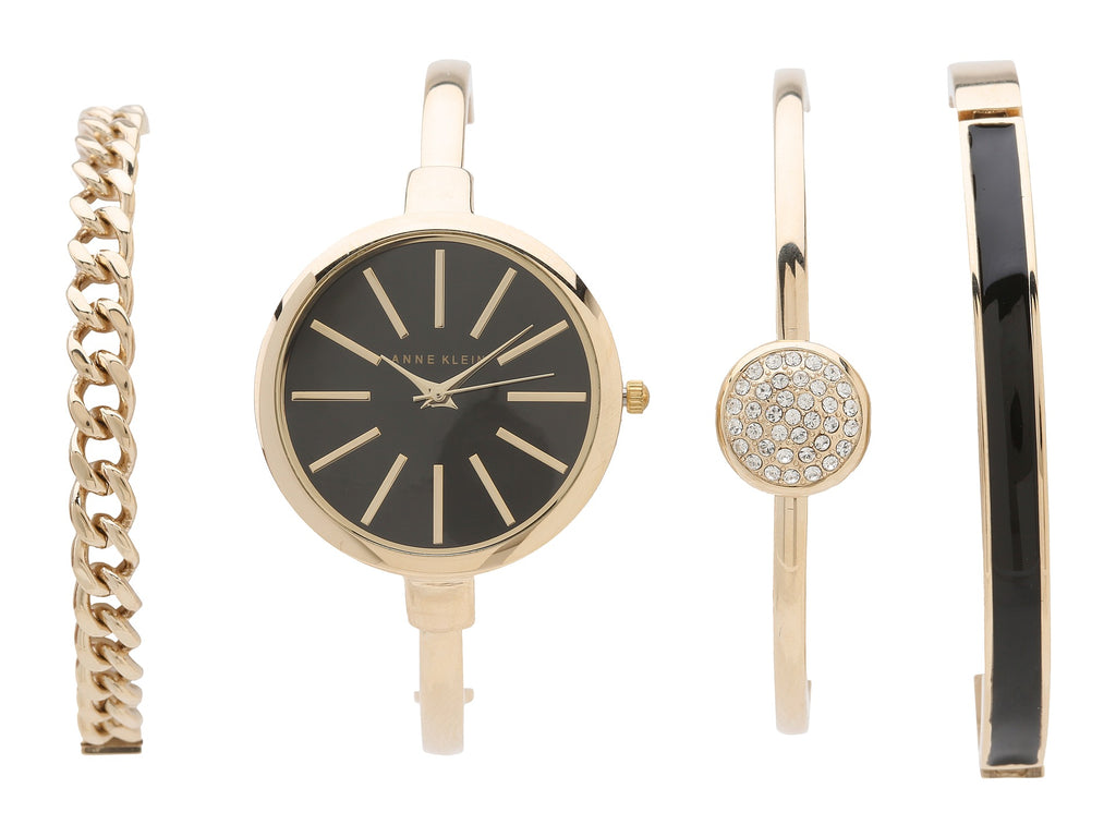 Anne Klein Bangle Bracelet and Ladies Watch