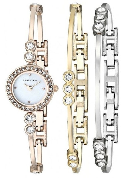 Anne Klein Bracelet and Ladies Watch