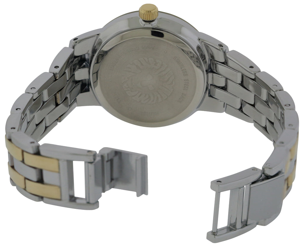 Anne Klein Two-Tone Alloy Ladies Watch