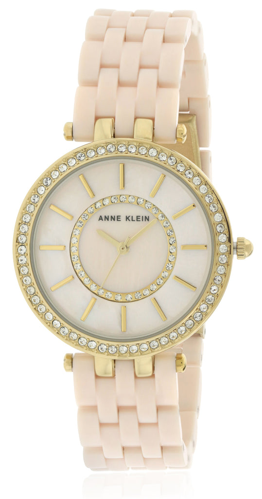 Anne Klein Resin Ladies Watch