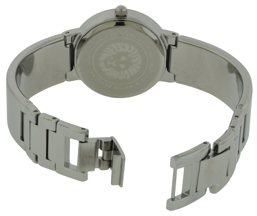 Anne Klein Silver-Tone Alloy Ladies Watch