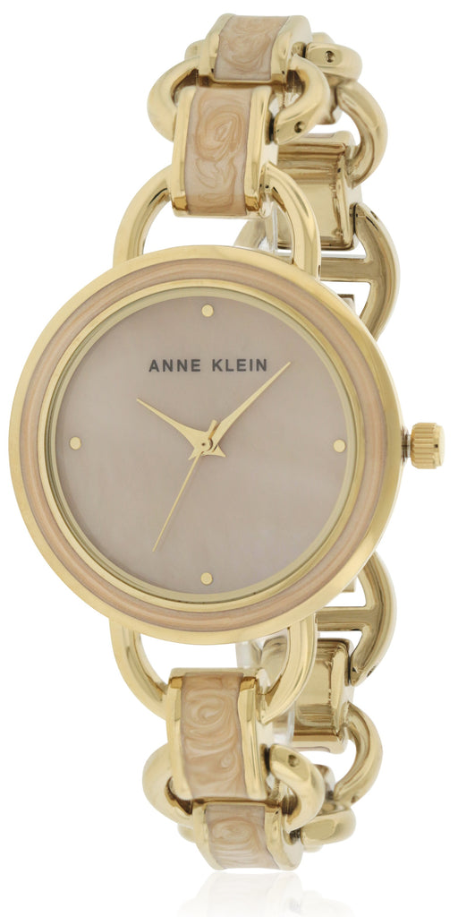 Anne Klein Gold-Tone Alloy Ladies Watch