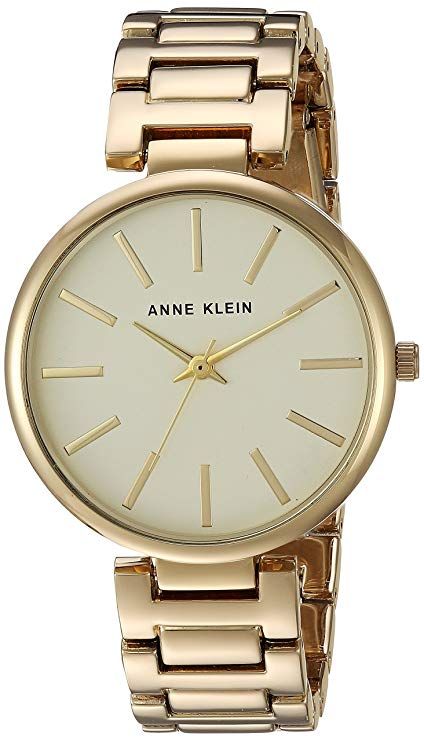 Anne Klein Gold-Tone Ladies Watch