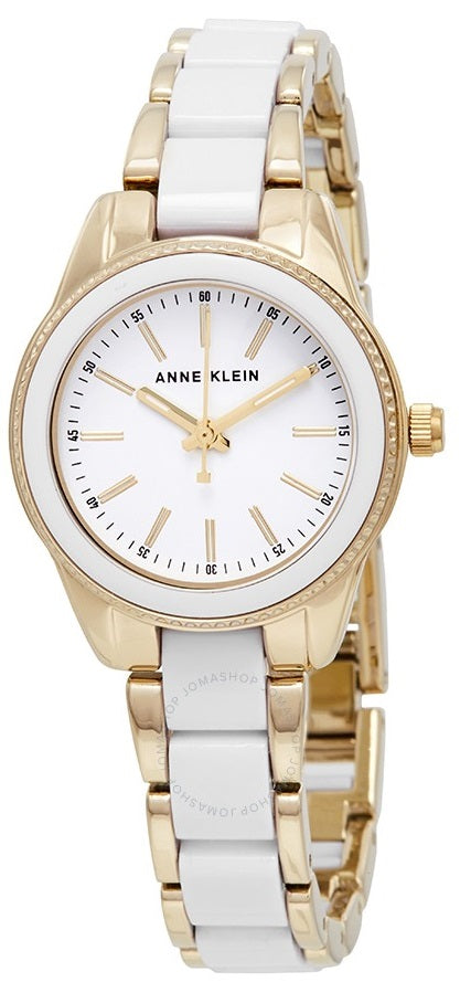 Anne Klein Trend Gold-Tone Ladies Watch
