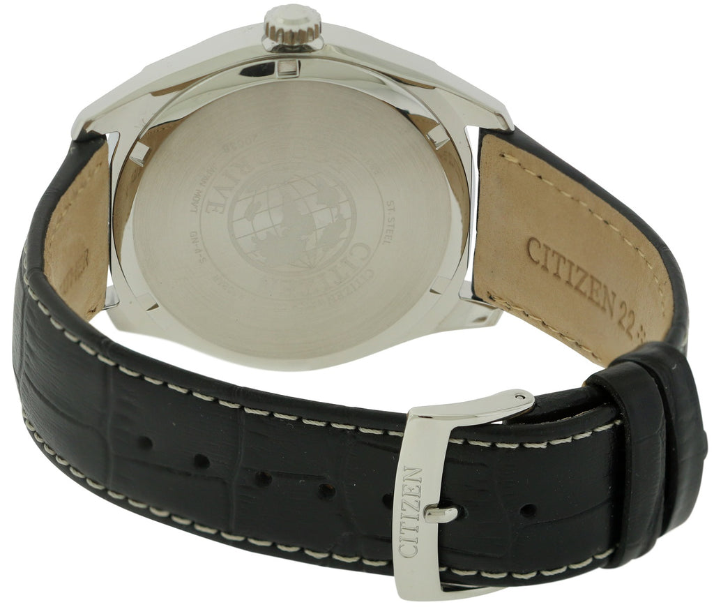 Citizen Eco-Drive Leather Mens Watch