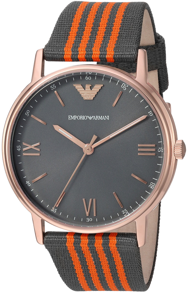 Emporio Armani Nylon Mens Watch