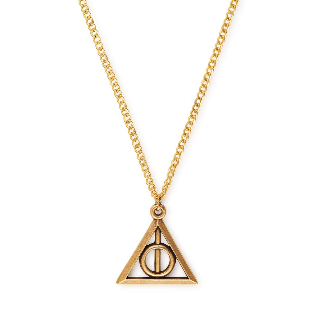 Alex And Ani HARRY POTTER DEATHLY HALLOWS Necklace
