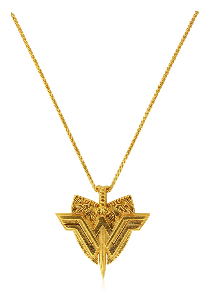 Alex and Ani Wonder Woman Helmet Adjustable Necklace -