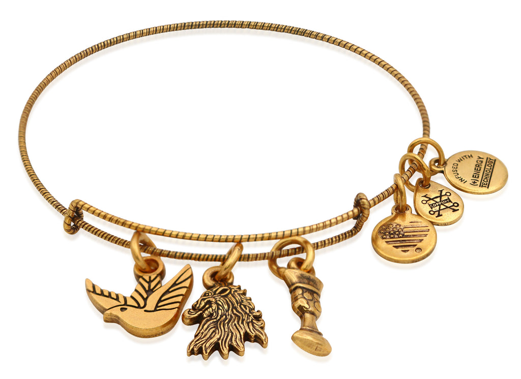 Alex and Ani Game of Thrones Lannister Bangle