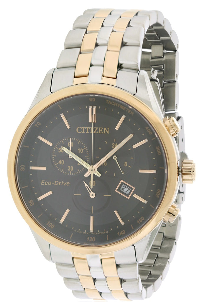 Citizen Eco-Drive Sapphire Collection Mens Watch