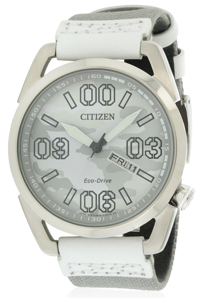 Citizen Eco-Drive Nylon Mens Watch