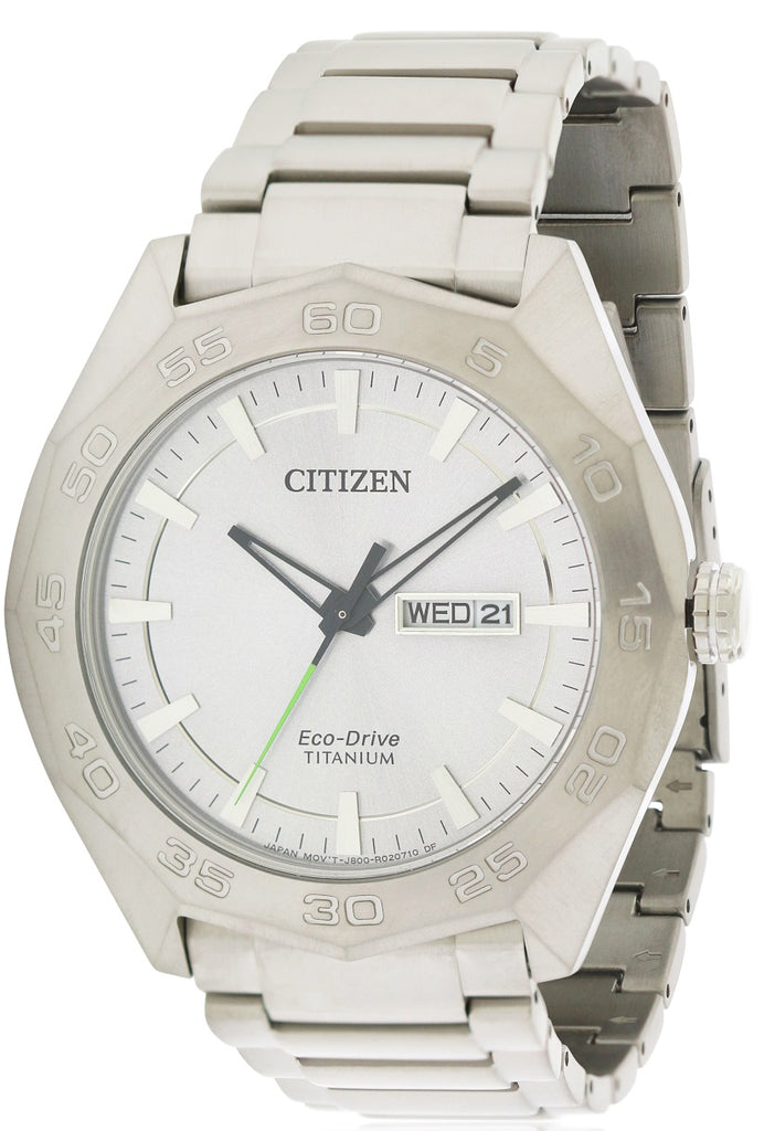 Citizen Eco-Drive Super Titanium Mens Watch