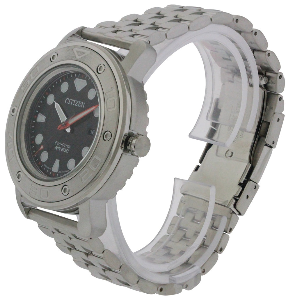Citizen Eco-Drive DIY Dual Bracelet Mens Watch