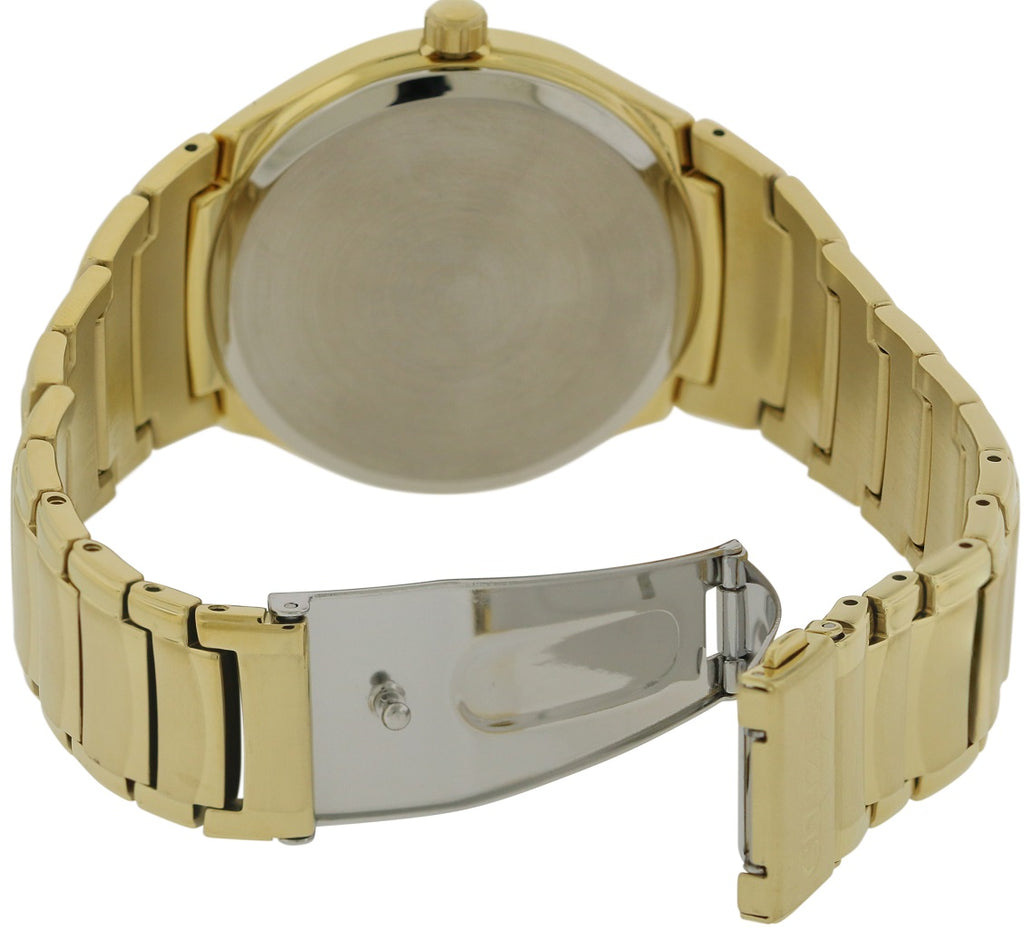 Citizen Eco-Drive Paradigm Gold-Tone Mens Watch