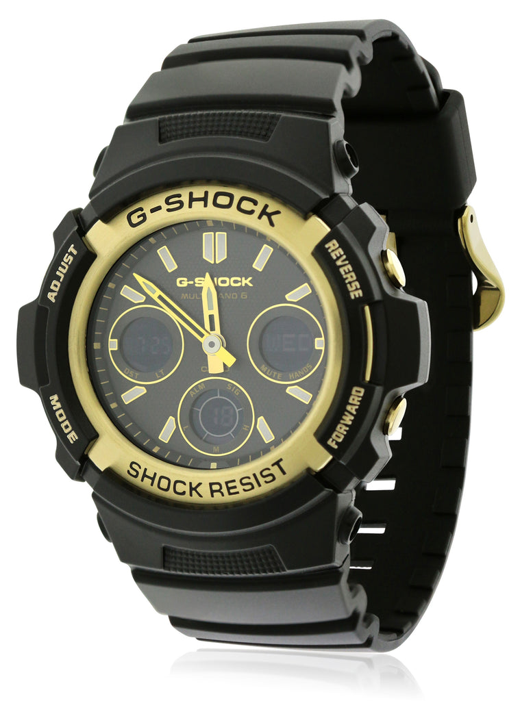 Casio G-Shock Atomic  Solar Mens Watch