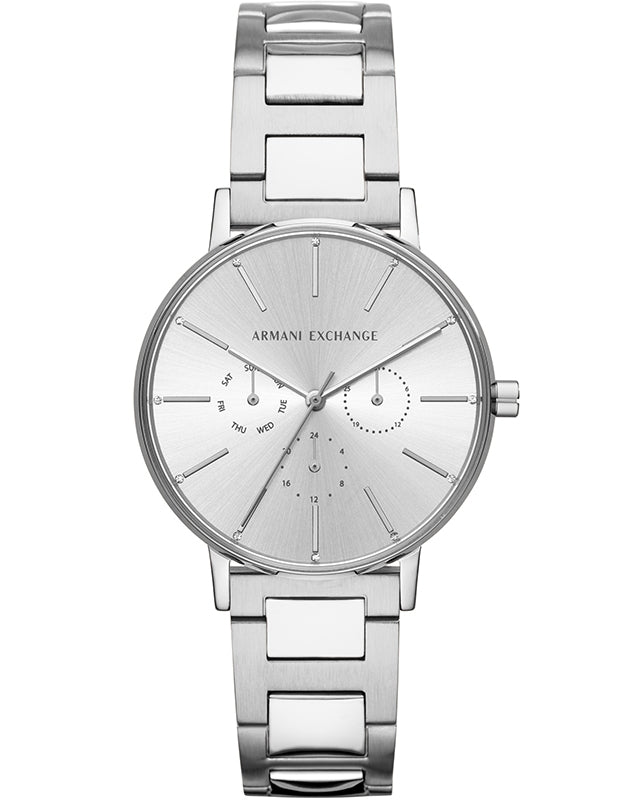 Armani Exchange Lola Stainless Steel Ladies Watch