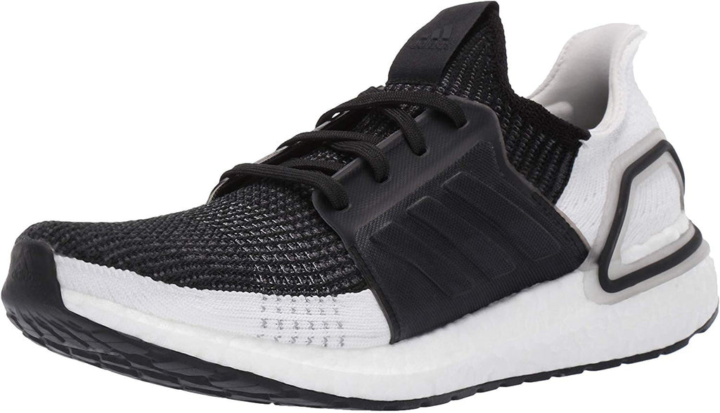 adidas Mens Ultraboost 19 Running Shoe Sneaker - Black Grey - Size 11.5