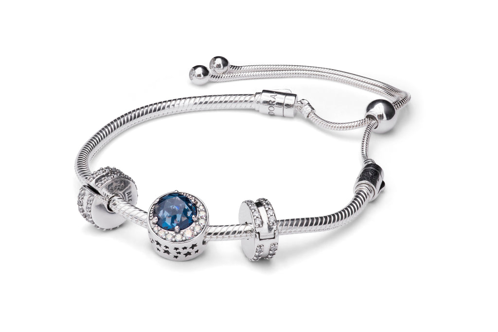 PANDORA Moon & Night Sky Gift Set Bracelet