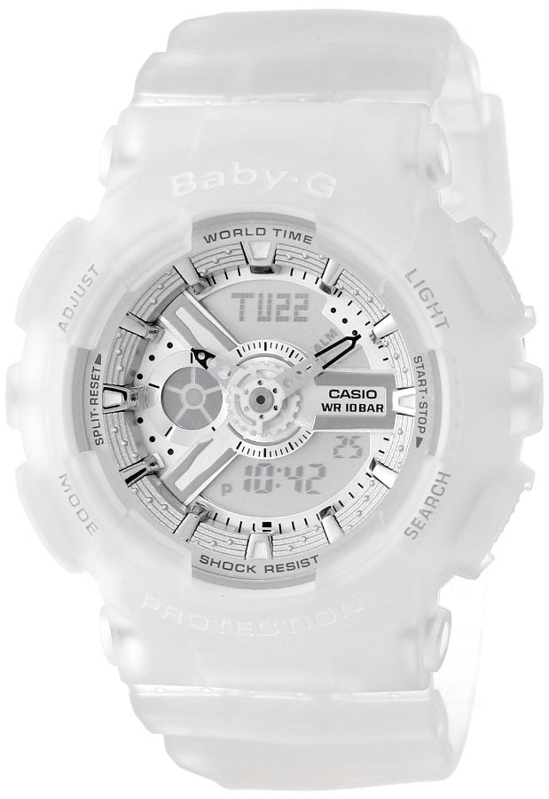 Casio Baby-G White Ladies Watch