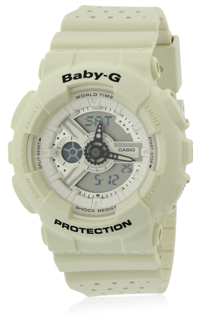 Casio Baby-G Punching Pattern Ladies Watch