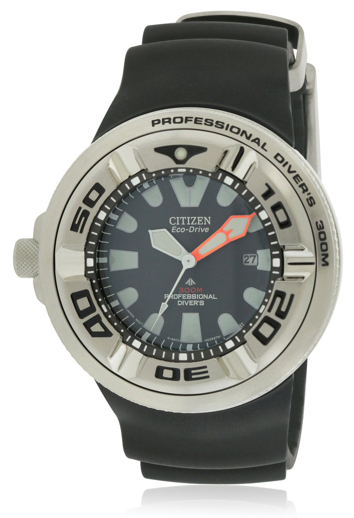 Citizen Eco-Drive Professional Diver Mens Watch