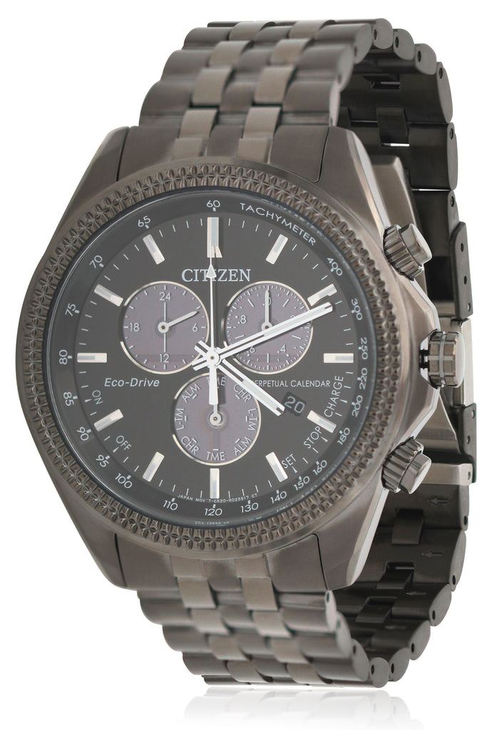 Citizen Eco-Drive Brycen Chronograph Mens Watch