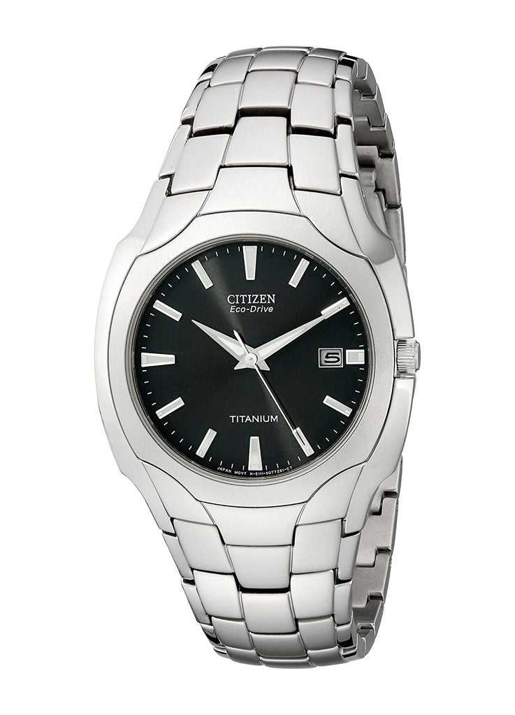 Citizen Eco-Drive Titanium Mens Watch