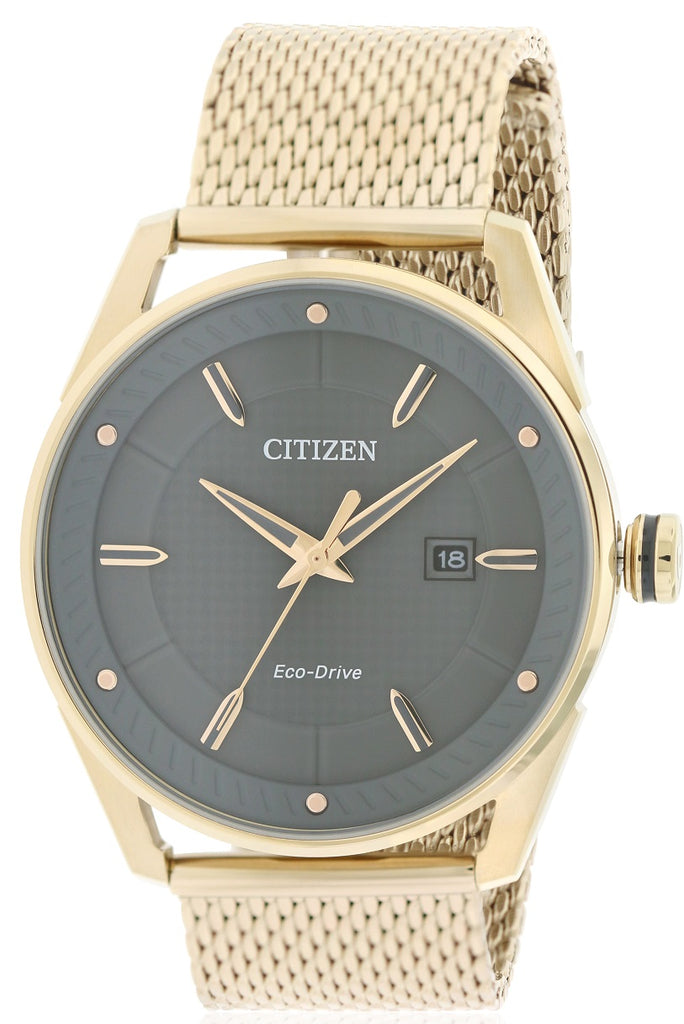 Citizen Drive Rose Gold-Tone Mens Watch